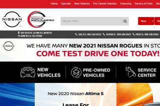 North Plainfield Nissan reviews and complaints