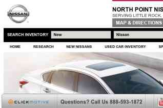 North Point Nissan reviews and complaints