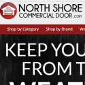 North Shore Commercial Door reviews and complaints
