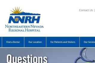 Northeastern Nevada Regional Hospital reviews and complaints