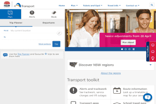 NSW TrainLink reviews and complaints