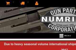 Numrich Gun Parts reviews and complaints