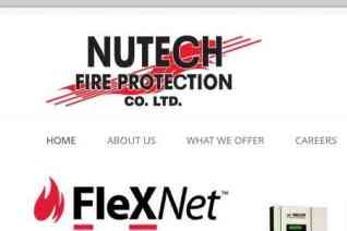 Nutech Fire Protection reviews and complaints
