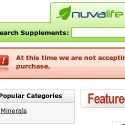 NuvaLife reviews and complaints