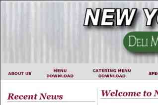 NY Fresh Deli reviews and complaints