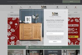 Oak Furnitureland reviews and complaints