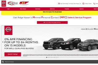 Oak Ridge Nissan reviews and complaints