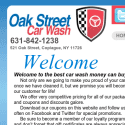 Oak Street Car Wash reviews and complaints