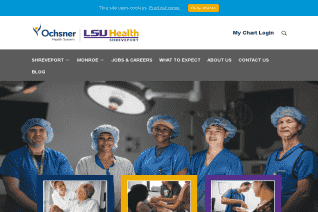 Ochsner LSU Health Shreveport reviews and complaints