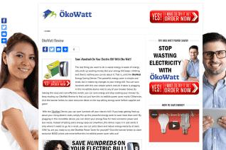 Okowatt reviews and complaints