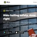 Ola Cabs United Kingdom