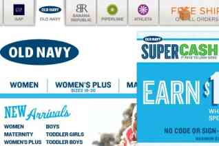 Old Navy reviews and complaints