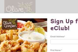 Olive Garden reviews and complaints