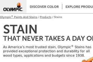 Olympic Paint And Stain reviews and complaints