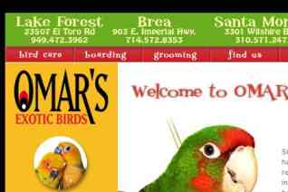 OMARS EXOTIC BIRDS reviews and complaints