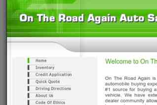 On The Road Again reviews and complaints