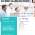 One World Cargo Solutions