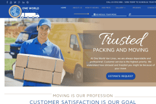 One World Van Lines reviews and complaints
