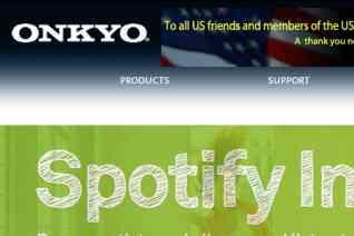 Onkyo USA reviews and complaints