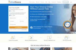 OnlineDivorce Com reviews and complaints