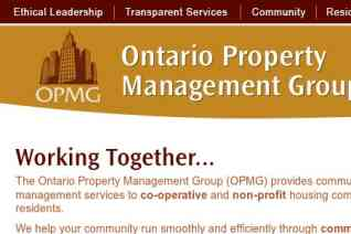 Ontario Property Management reviews and complaints