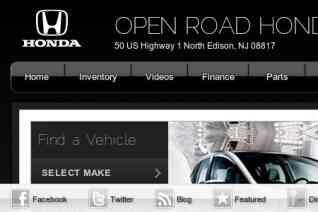 Open Road Honda reviews and complaints