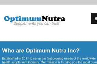 Optimum Nutra reviews and complaints