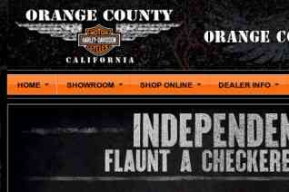 Orange County Harley Davidson reviews and complaints