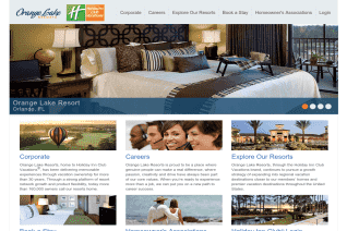 Orange Lake Resorts reviews and complaints