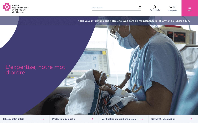 Ordre Des Infirmieres Et Infirmiers Du Quebec reviews and complaints