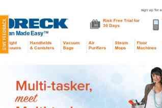 Oreck reviews and complaints