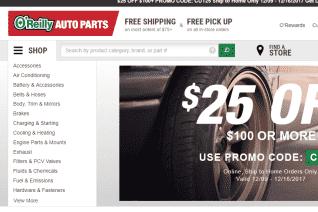 Oreilly Auto Parts reviews and complaints