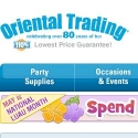 Oriental Trading reviews and complaints