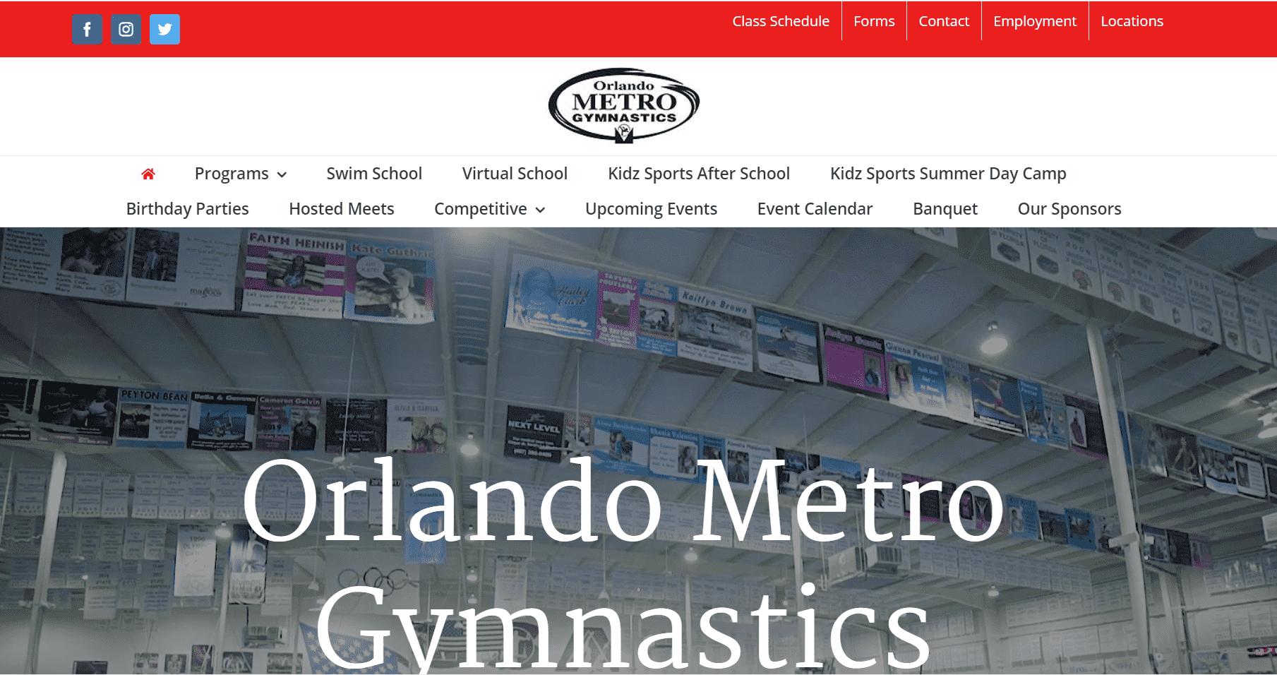 Orlando Metro Gymnastics reviews and complaints