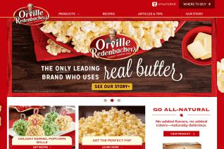 Orville Redenbachers reviews and complaints