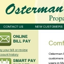 Osterman Propane reviews and complaints