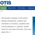 Otis Elevator reviews and complaints