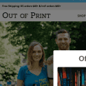 Out Of Print Clothing reviews and complaints