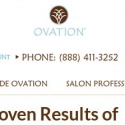 Ovation Hair Products