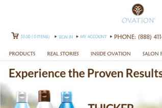 Ovation Hair Products reviews and complaints