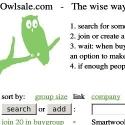 Owlsale
