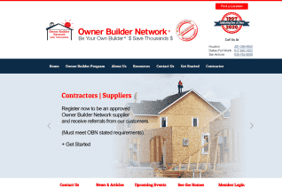 Owner Builder Network reviews and complaints