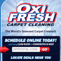 Oxi Fresh Carpet Cleaning reviews and complaints
