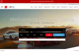 Oxmoor Toyota reviews and complaints