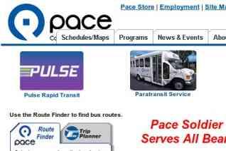 Pace Suburban Bus reviews and complaints
