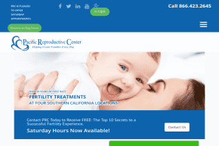 Pacific Reproductive Center reviews and complaints
