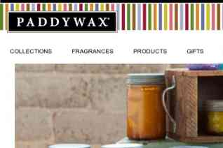 Paddywax reviews and complaints