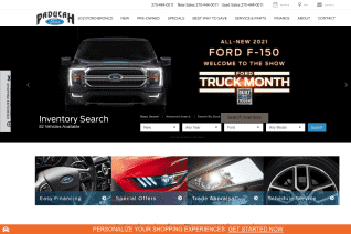 Paducah Ford reviews and complaints