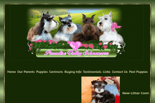 Paradise Valley Schnauzers reviews and complaints