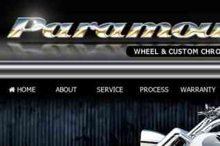 Paramount Wheels Plating reviews and complaints